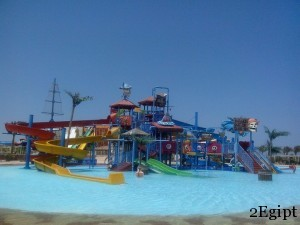 аквапарк makadi