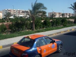 такси египет