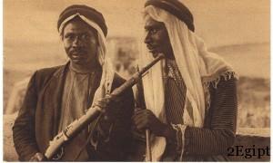 египетские бедуины