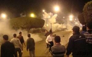 беспорядки египет