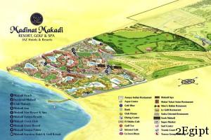 курорт макади египет