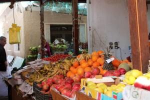 фрукты в дахабе