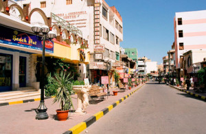 shopping hurghada