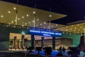 Безопасность аэропорта Хургады